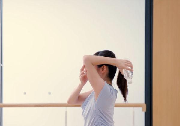 引用画像 二の腕のトレーニング